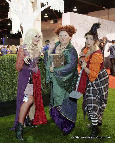 The Sanderson Sisters Are Especially Fun | Disney halloween .