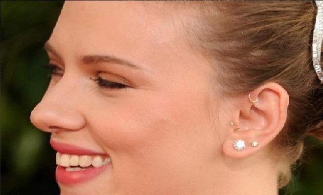 Top 10 Funky and Amazing Ear Piercin