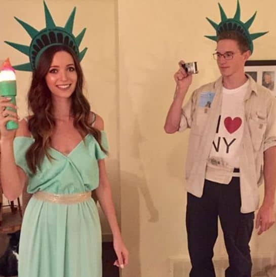 16 Couples Halloween Costume Ideas for College Parties - The .