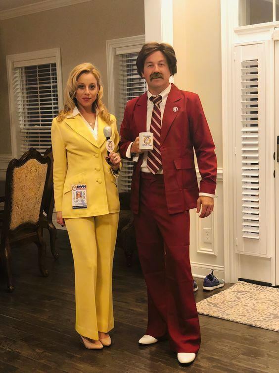70 Couples Halloween Costumes to make you both look like the .