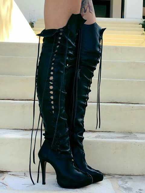 Pin on BOOT LOVER FETISH , SHOEBOOT'S, OVER THE KNEE BOO