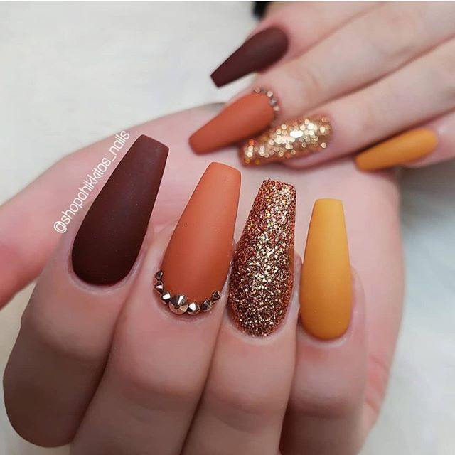 14 Glamorous nail art designs, glam nail designs, nail art designs .