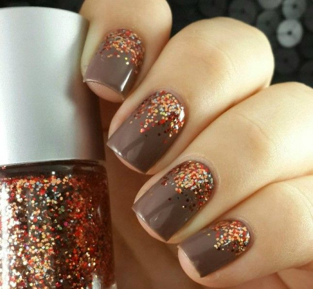 15 Thanksgiving Nail Art Designs You Can Wear All Fall Long .