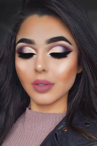 Glamour-Boasting and Simple Prom Makeup Ideas ☆ See more: http .