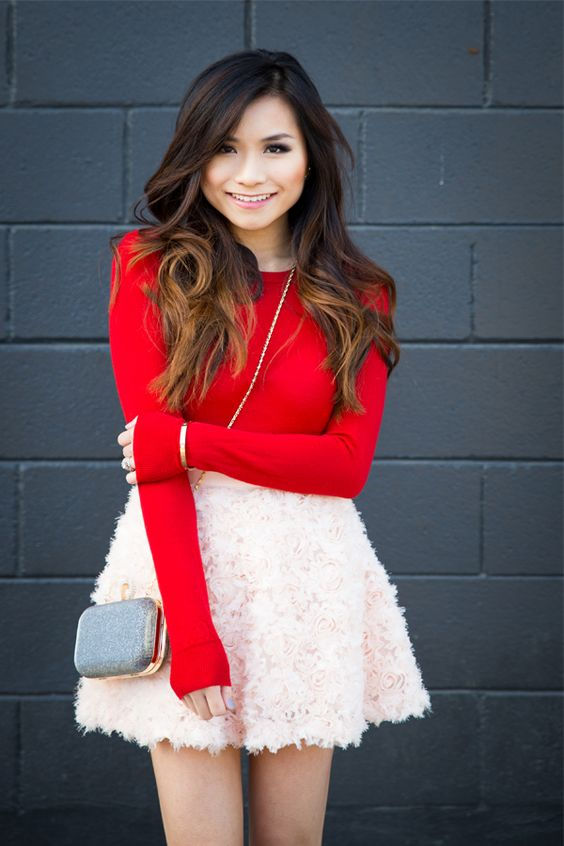 10 Romantic Outfit Ideas for Valentine's Day – Glam Rad