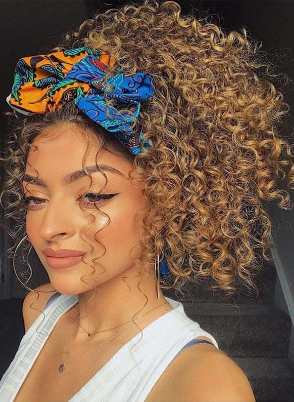 14 Gorgeous Curly Hairstyles & Haircut Ideas for Girls in 2019 .