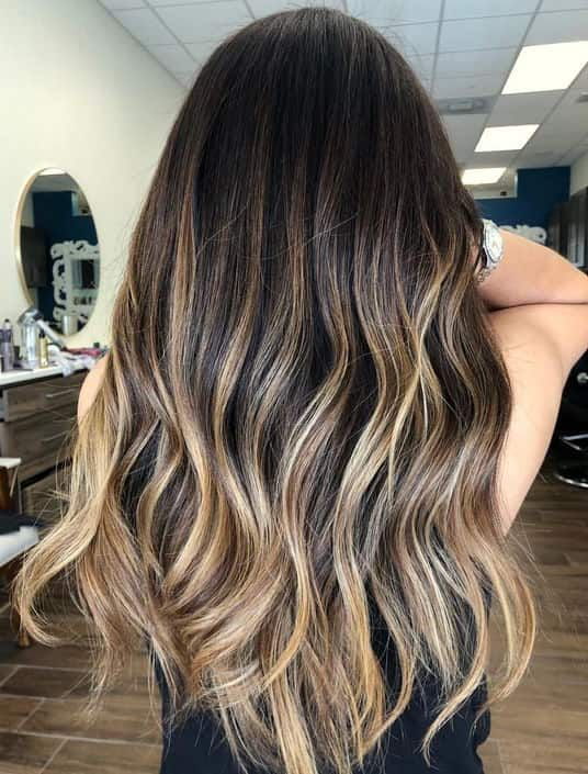 72 Trendiest Hair Color Ideas For Brunettes in 2019 | Ecemella .
