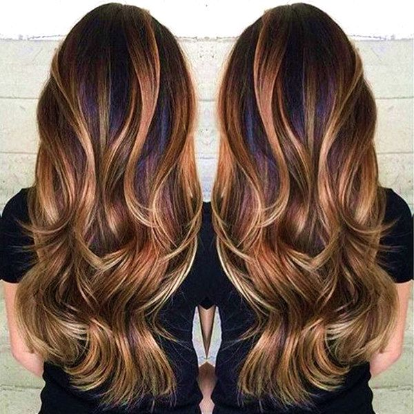 16 Best Balayage Hair Color Ideas For Brunettes In 2017 | Long .
