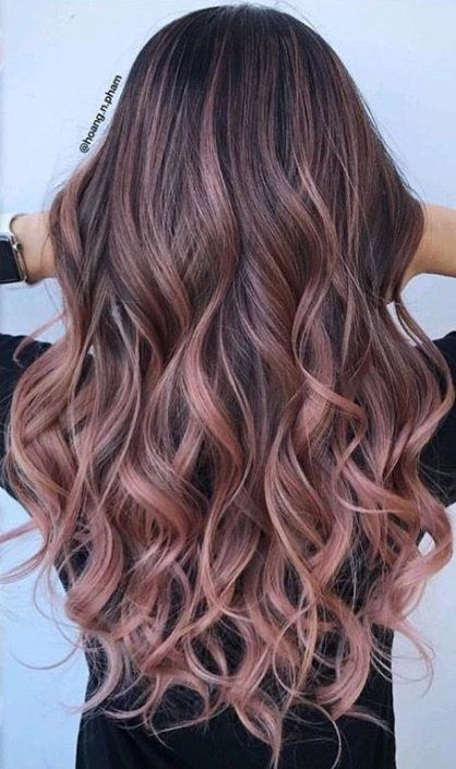 Trendy Hair Color Ideas For Brunettes For Summer Colour Ombre 50+ .