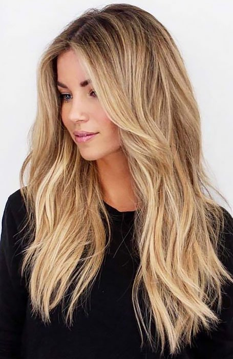 17 Trendy Long Hairstyles for Women in 2020 - The Trend Spott