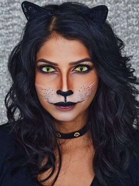 10 Mesmerizing Halloween Makeup Transformations You Need To Watch .