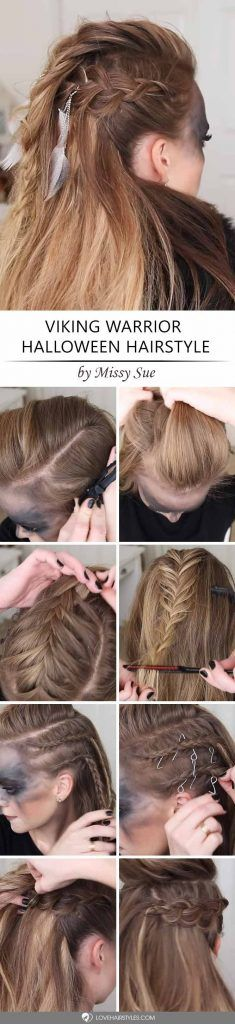 25 Easy Halloween Hairstyles To Make The Day | LoveHairStyl