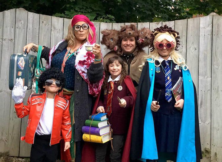 Best Family Halloween Costumes Ideas for 2020 | Harry potter .