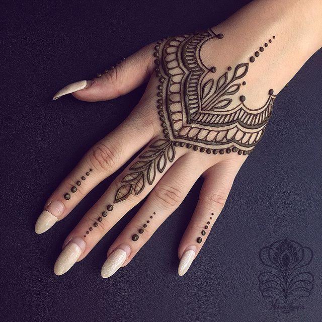 Hand finger | Henna tattoo hand, Henna tattoo designs, Henna .