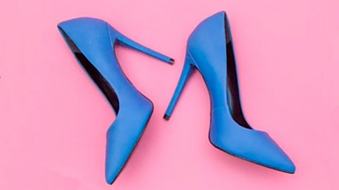 The surprising history of high heels - BBC Ide