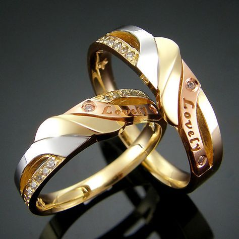 72 Incredible Styles in Couple Rings to Let Everyone Envy Your .
