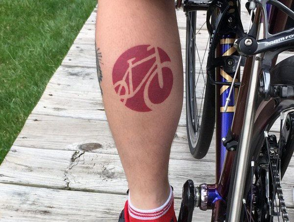 Top 67 Bicycle Tattoo Ideas [2020 Inspiration Guide] | Bicycle .
