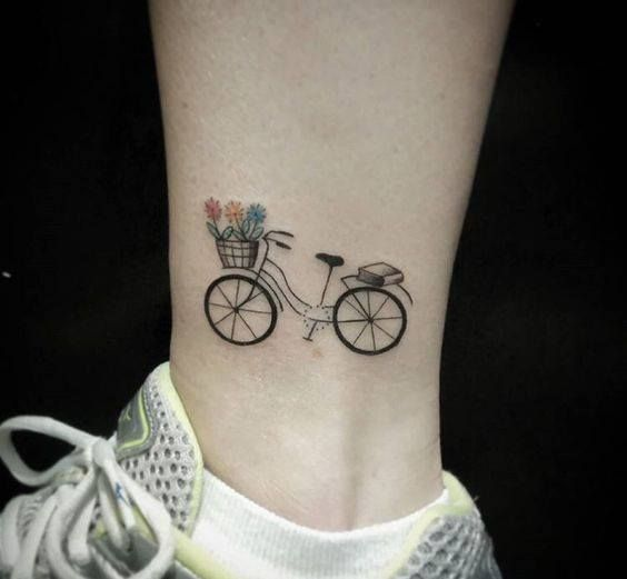42 Truly Inspiring Bicycle Tattoo Ideas for Those with Riding .