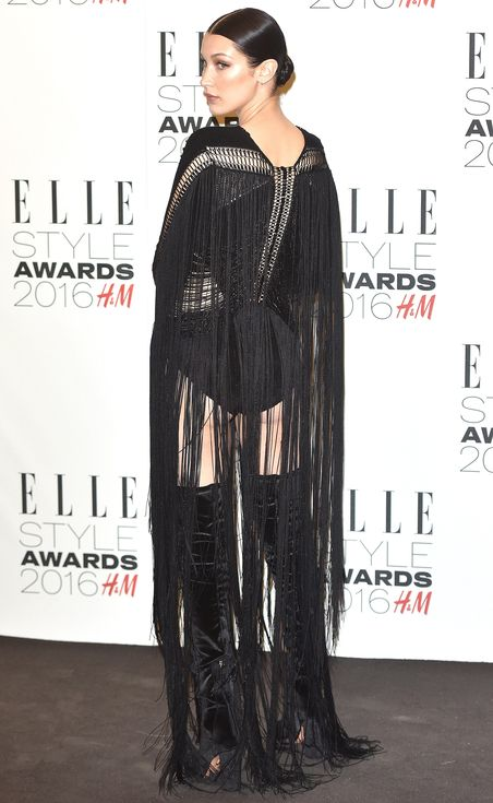 Better From the Back? Stars' Most Jaw-Dropping 360° | Elle style .