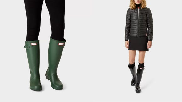 Hunter boots sale: Save big on these classic styles while supplies .