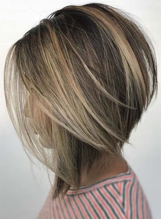 17 Latest Bob Hairstyles for Thin Hair 2019 - HAIRSTYLE ZONE