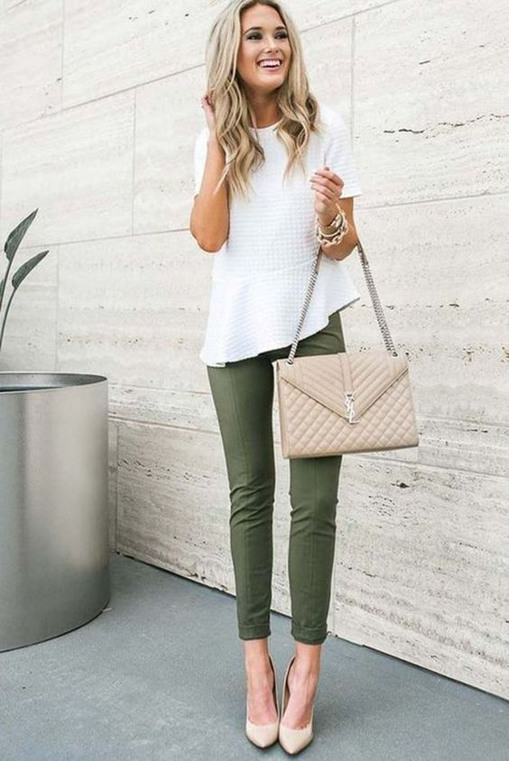 99 Latest Office & Work Outfits Ideas for Women | Fashionable work .