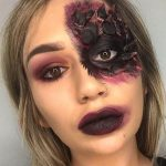 Latest Trending Halloween Ghost Makeup  Ideas