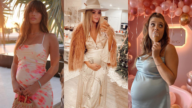 2020 Trends That Are Perfect for Maternity We