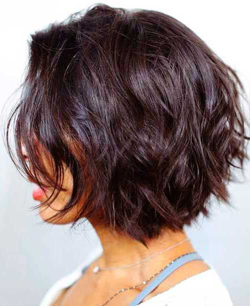 Pin on short hair styl
