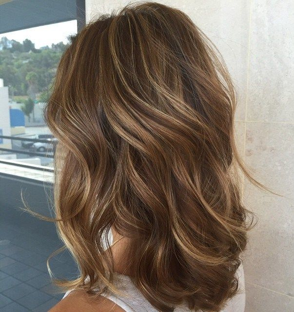 50 Ideas for Light Brown Hair with Highlights and Lowlights | Hair .