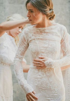 These Long Sleeve wedding dresses are totally loveable | Summer .