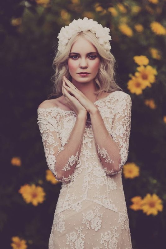 These Long Sleeve wedding dresses are totally loveable | Wedding .