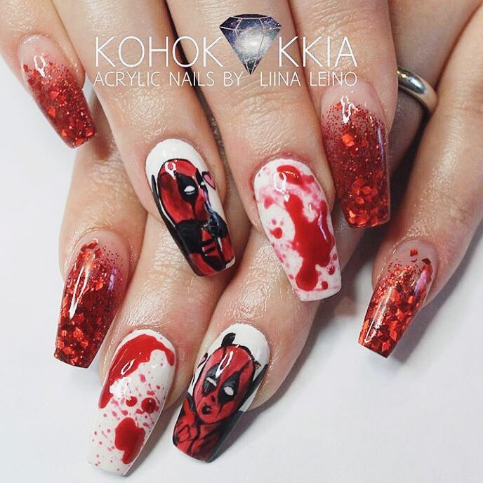 50+ Cute Valentine's Day Nail Art Design As A Lovely Reminder Of Lo