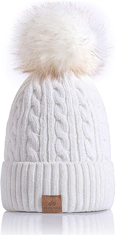 Lovely Pom-pom Beanies for Women