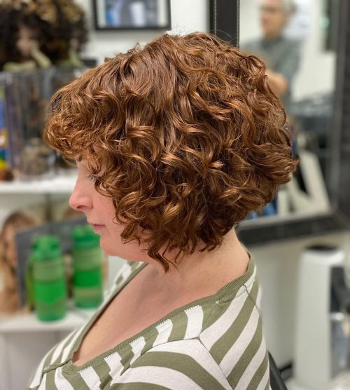 29 Short Curly Hair Hairstyle Ideas That Will Inspire Y