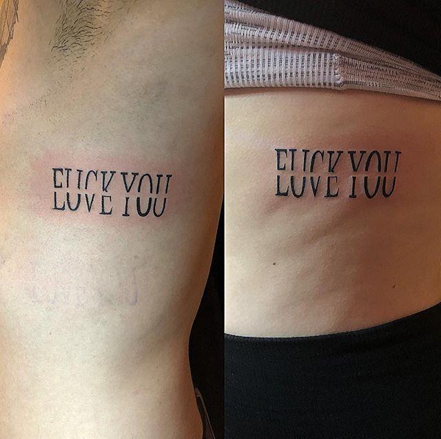 47 Romantic Valentine's Day Matching Couple Tattoos Ideas .