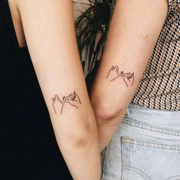 30 Meaningful Mother Daughter Tattoo Ideas | Tattoos for daughters .