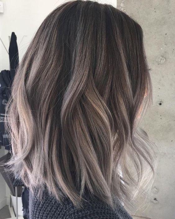 58 medium length hairstyle ideas Awimina Blog | Hair colour design .