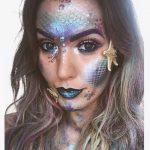 Mermaid Makeup for Halloween
