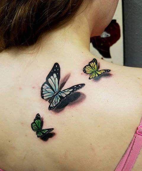 Mind-Blowing Shoulder Tattoos, die Sie zu ätzen versuchen würden .