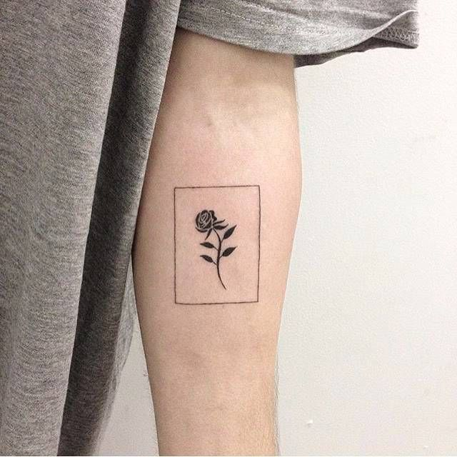 36 Minimalist tattoos ideas you must see | Tattoos, Minimalist .