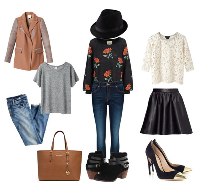 Fall Fashion: 3 Must-Have Looks - Lux & Concord - A Chicago Blog .