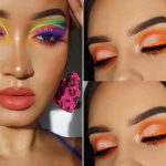 Neon Makeup Ideas