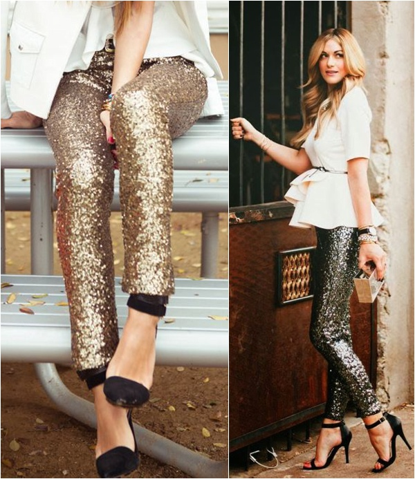 New Year's Eve Outfit Ideas - Lauren O & C