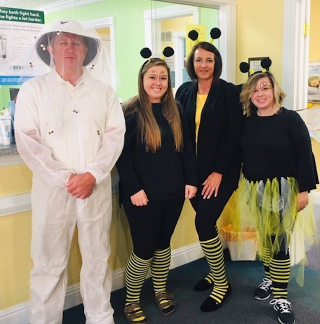 Dental Office Staff - Adair Co KY in 2020 | Halloween costumes for .