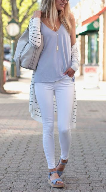 relaxed and perfect | Spring outfits casual, Spring fashion .
