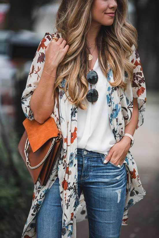 30+ Casual Spring Outfits for Perfect Combination - Outfit Styl