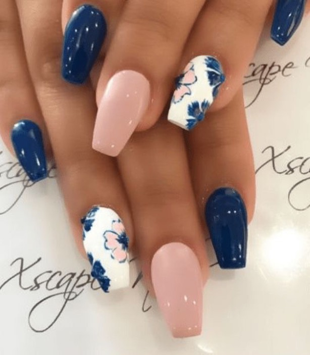 100 Gorgeous Spring Nail Trends And Colors Page