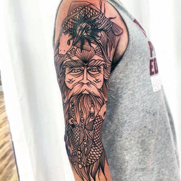 Top 63 Best Pisces Tattoo Ideas - [2020 Inspiration Guide .