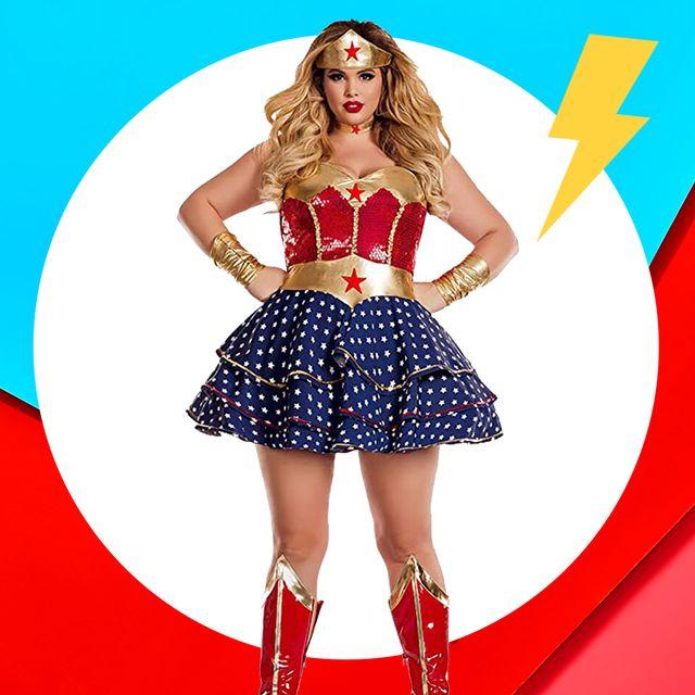 45 Best Plus-Size Halloween Costume Ideas For Curvy Wom